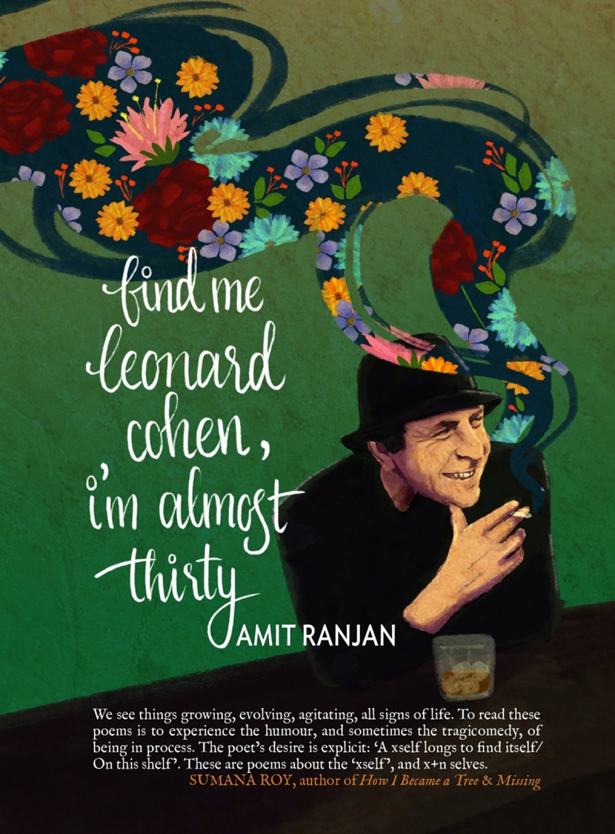 Find me Leonard Cohen, I'm Almost Thirty by Amit Ranjan: Review