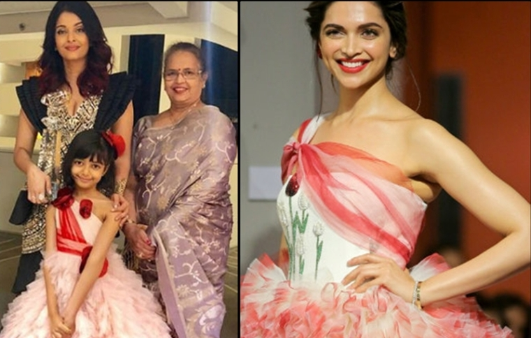Aishwarya's daughter Aaradhya Bachchan twinning with Deepika Padukone is the sweetest thing you'll see today