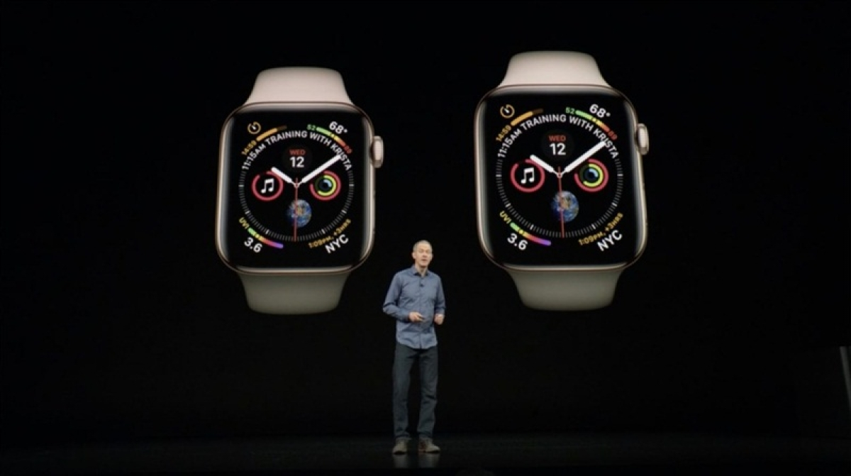 Apple Watch to now connect hip, knee patients to doctors