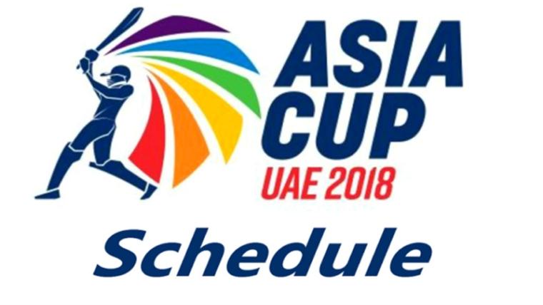 Asia Cup 2018: Full schedule, venues
