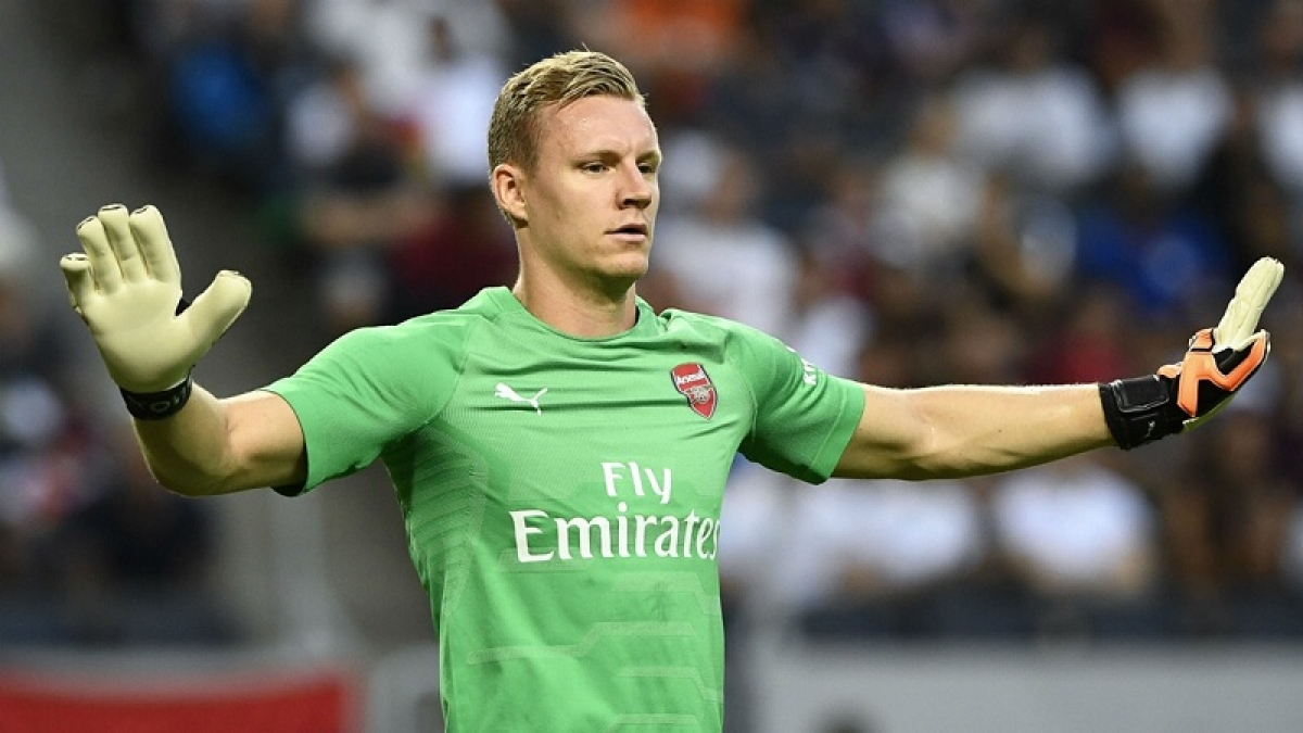 Bernd Leno to make Arsenal debut in Europa League 2018 opener