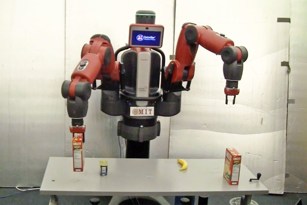 This MIT robot can visually understand objects never seen before