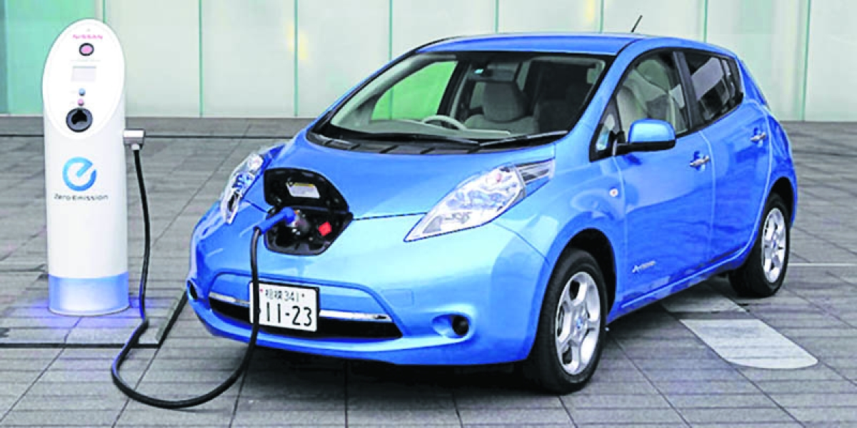 Mumbai: 50 charging ports for electric cars
