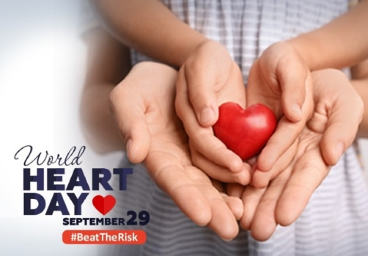 AMRI Hospital endeavours to battle cardiovascular diseases this World Heart Day