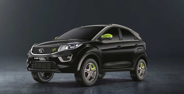 Tata Nexon KRAZ Launched At Rs 7.14 lakh