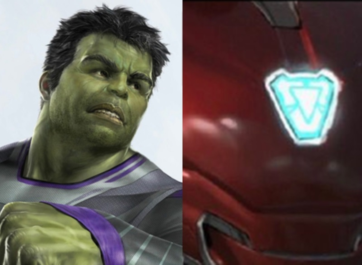 Leaked Pictures! New 'Avengers 4' to reveal Hulks's new look, Iron Man's new reactor and more