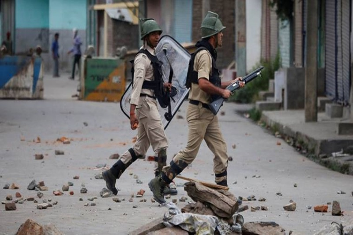 Shutdown called by separatists hits normal life in Kashmir