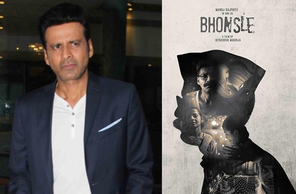 Manoj Bajpayee's 'Bhonsle' to premiere at Busan International Film Festival