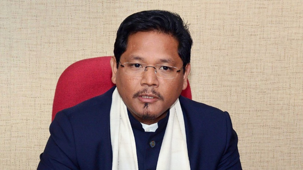 Meghalaya CM Conrad Sangma appeals to Amit Shah over Citizenship Bill