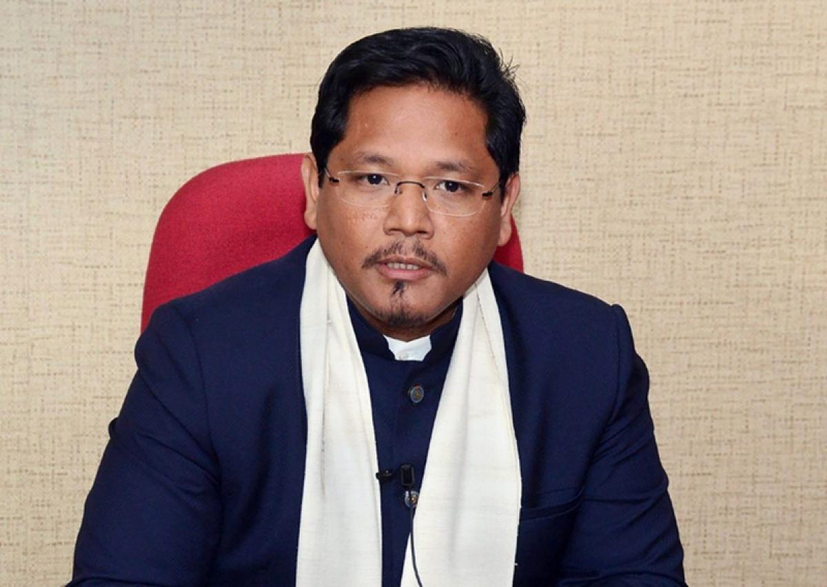 Meghalaya CM Conrad K. Sangma quits Lok Sabha