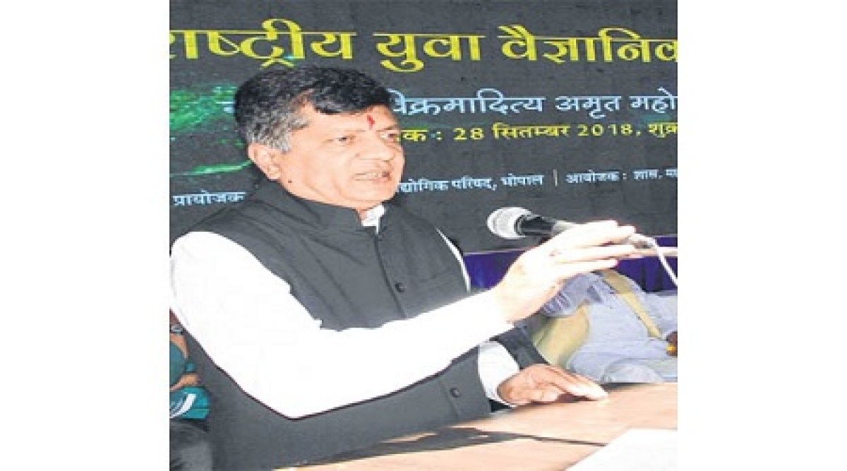 Ujjain: Onus on students to take science & techto new heights, says DRDO scientist