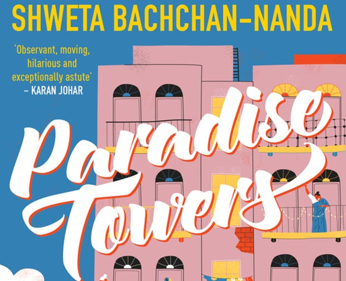 Paradise Towers: Shweta Bachchan Nanda's debut novel's first look to be release on October 10