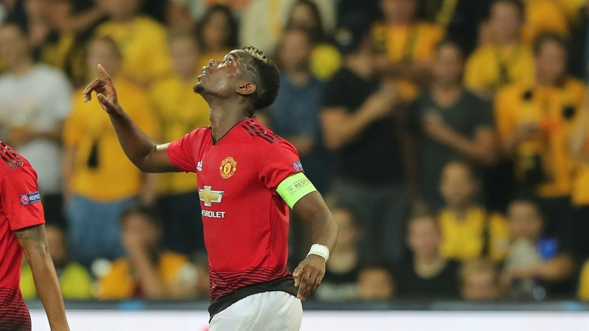 My mother always told me you will come back to Manchester United: Paul Pogba