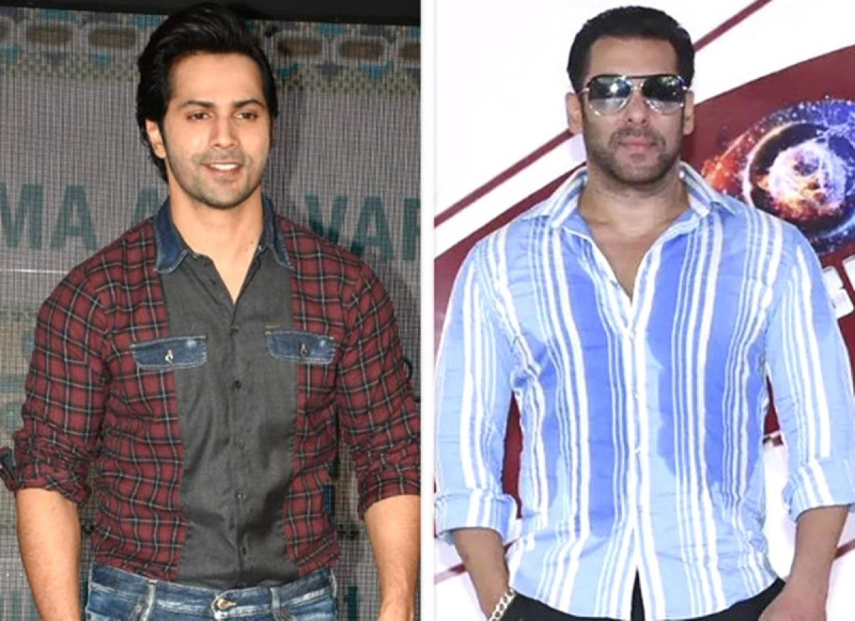 Bigg Boss 12: Varun Dhawan-Salman Khan to rap, Anup-Jasleen to be sent on date!