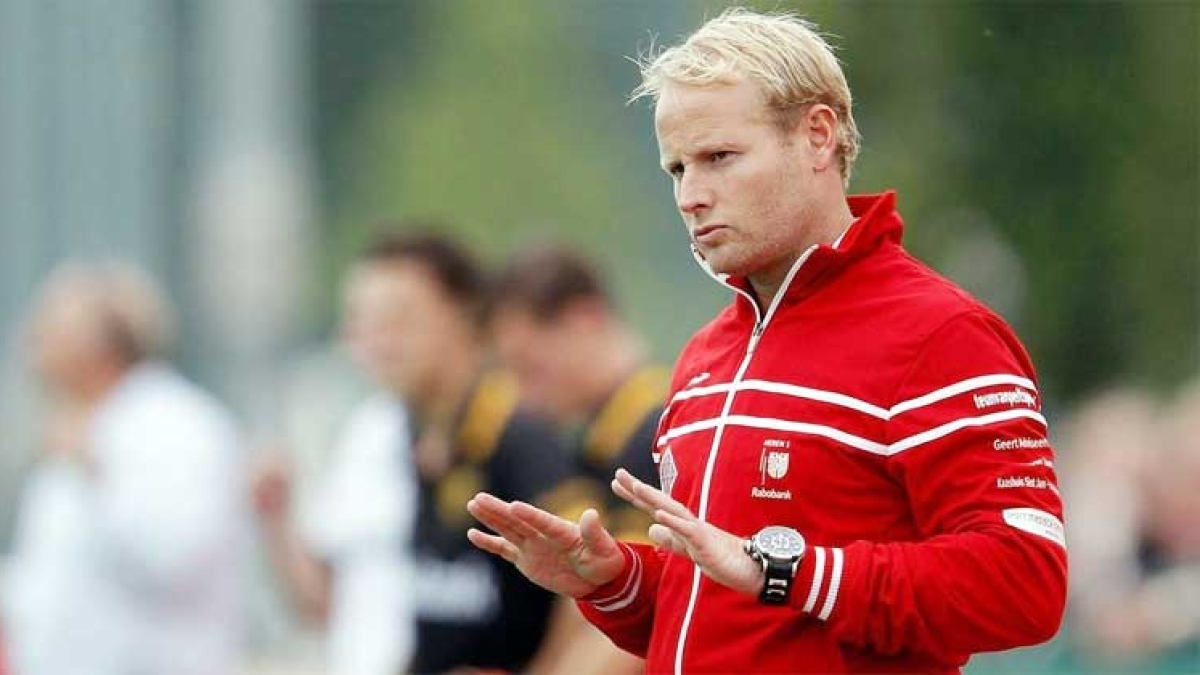 Playing Olympic Qualifiers at home huge boost: Sjoerd Marijne