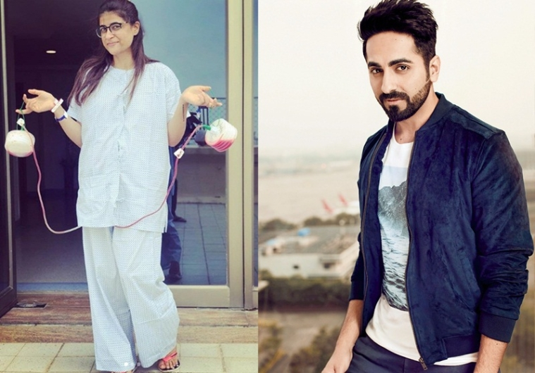 'Instead of crying, we went to see 'Manmarziyaan'', Ayushmann Khurrana on dealing with wife Tahira Kashyap's breast cancer
