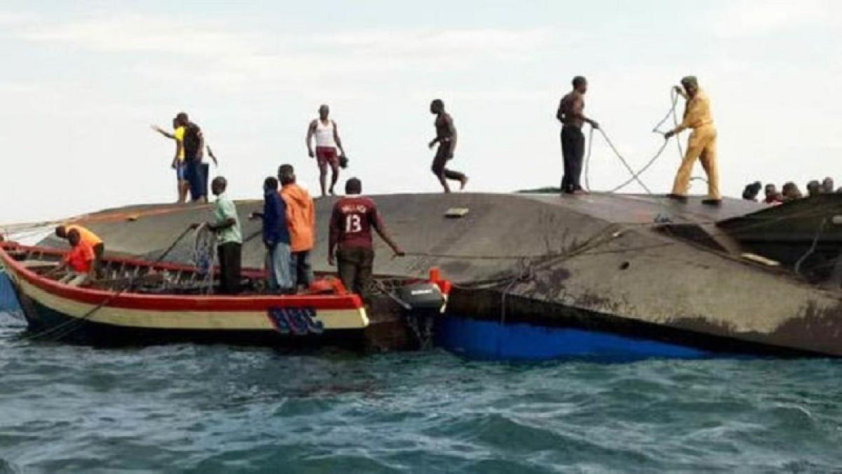 Tanzania: 44 dead in passenger ferry accident