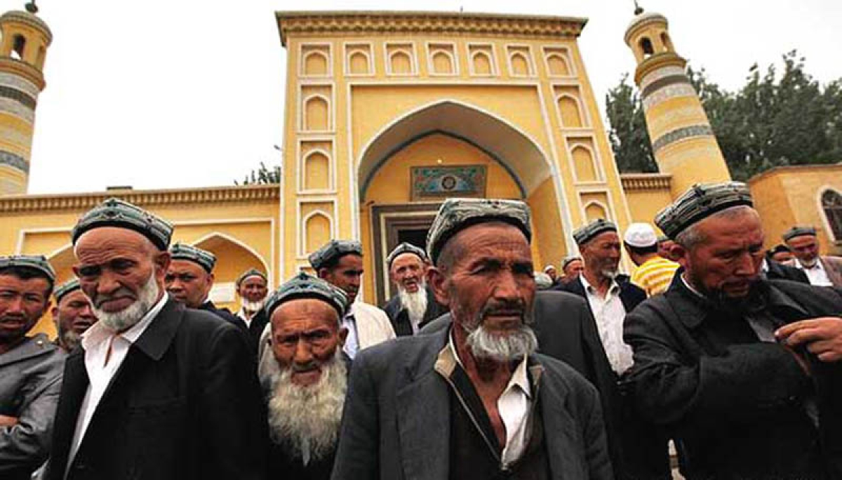 Uighurs issue: China to oppose US curbs