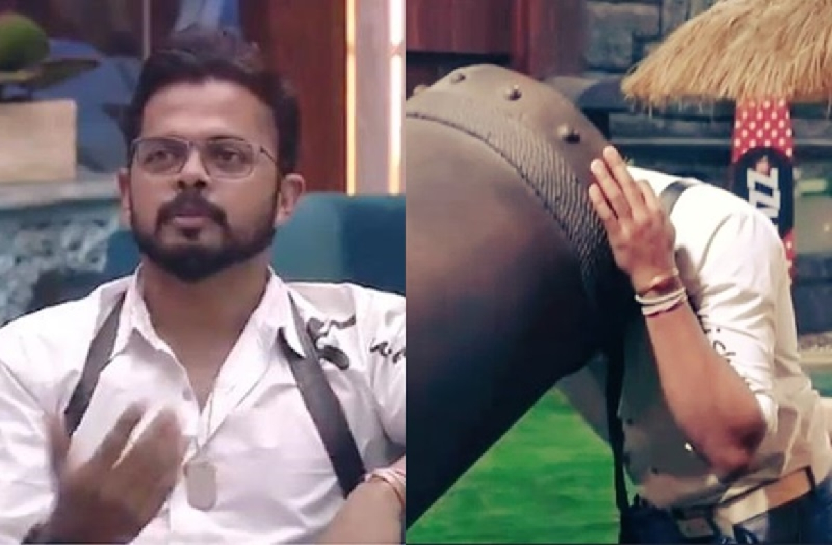 Bigg Boss 12: Sreesanth's fans lash out at makers after cricketer's face gets blackened on the show