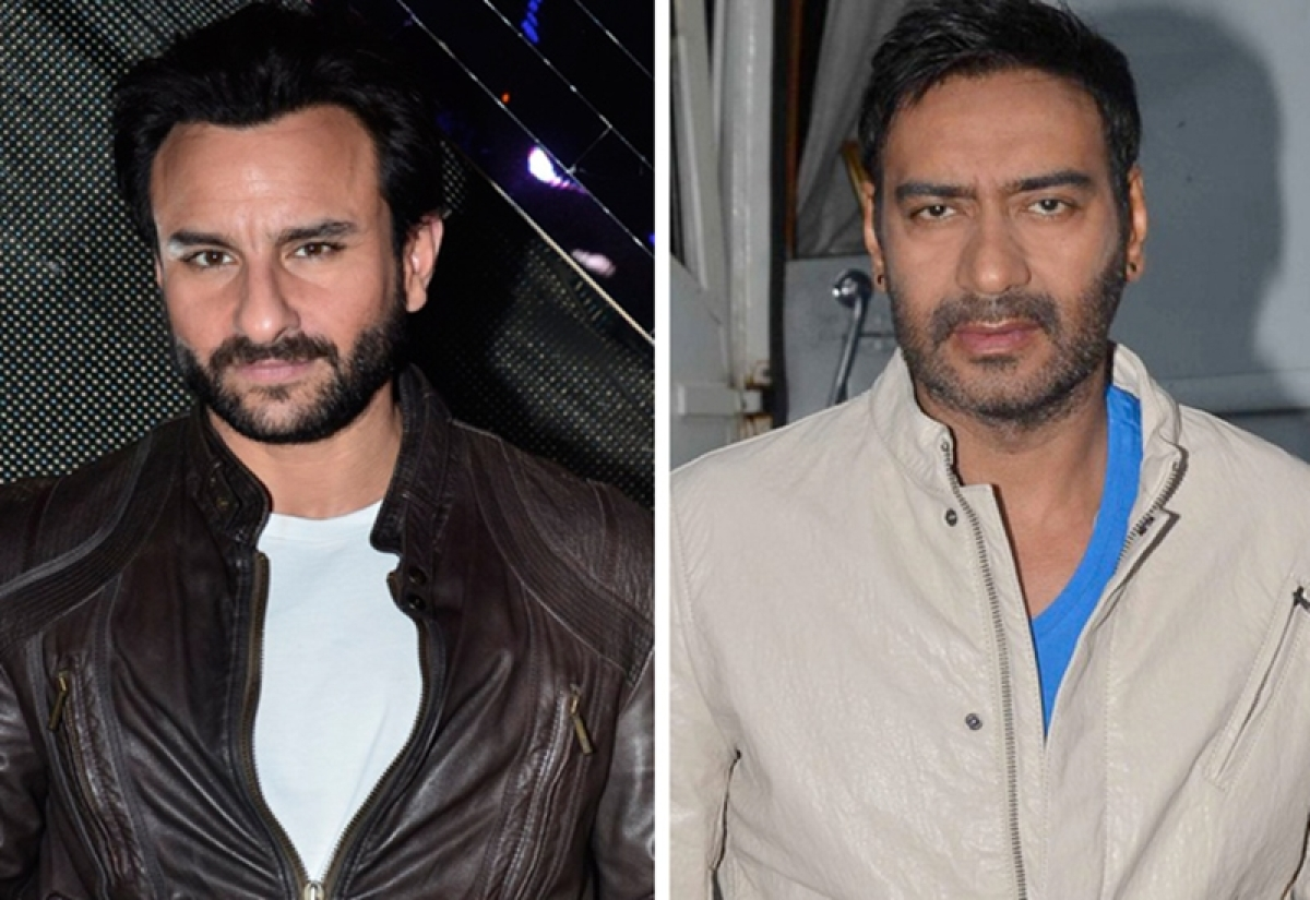 WHOA! Saif Ali Khan to play antagonist in Ajay Devgn's 'Taanaji'