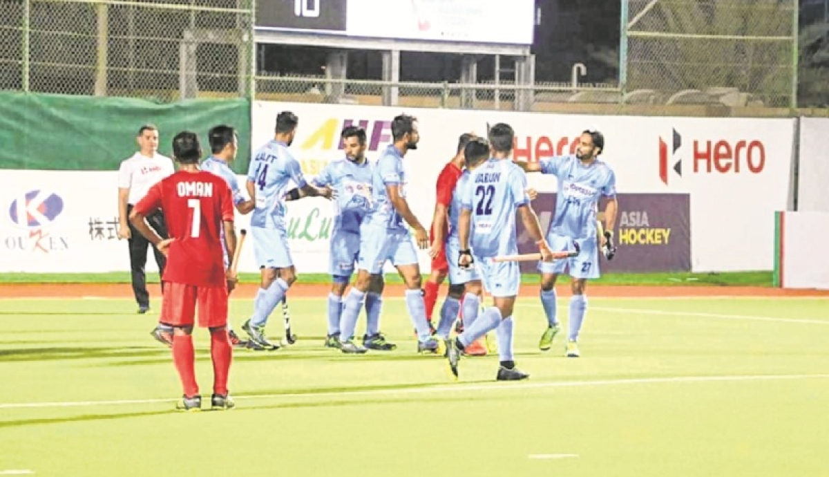 India's competition starts with Pakistan clash, says Harendra