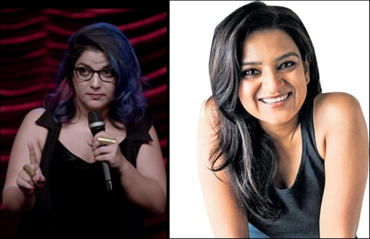 MeToo: Kaneez Surka accuses female comedian Aditi Mittal of forcibly kissing her