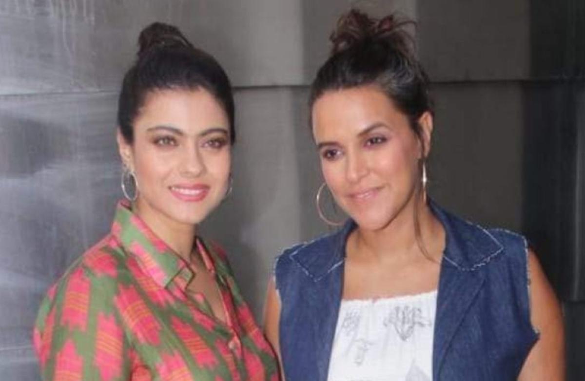 Say What! Kajol addresses Alia as 'Alia Kapoor' on Neha Dhupia's chat show; watch video