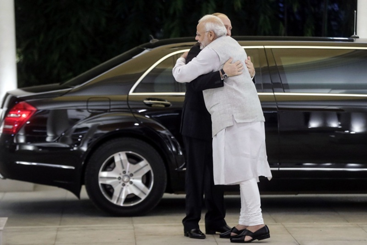 Vladimir Putin arrives in India: PM Modi hosts private dinner ahead of official summit