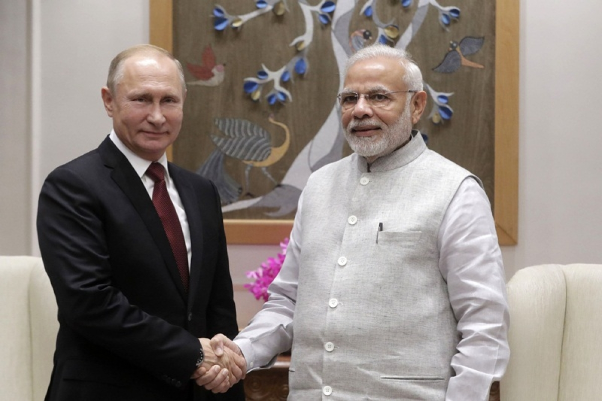India-Russia bilateral summit: India, Russia to form Joint Working Group on military cooperation