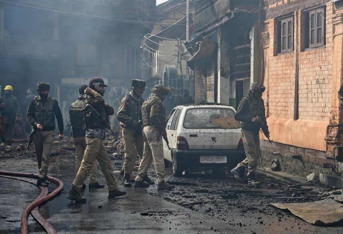 Jammu and Kashmir: 3 militants killed in encounter in Kulgam, 3 civilians dead