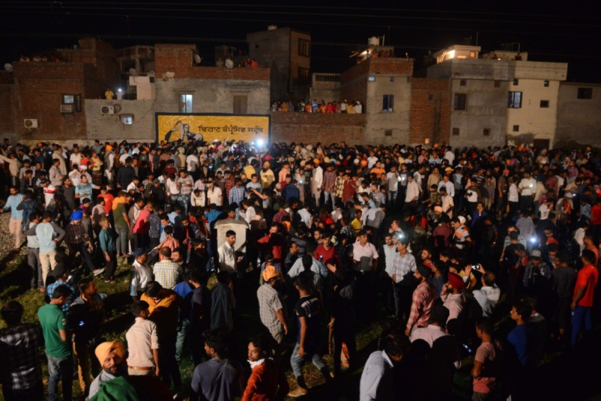 Amritsar train tragedy: Train driver detained, questioned by police