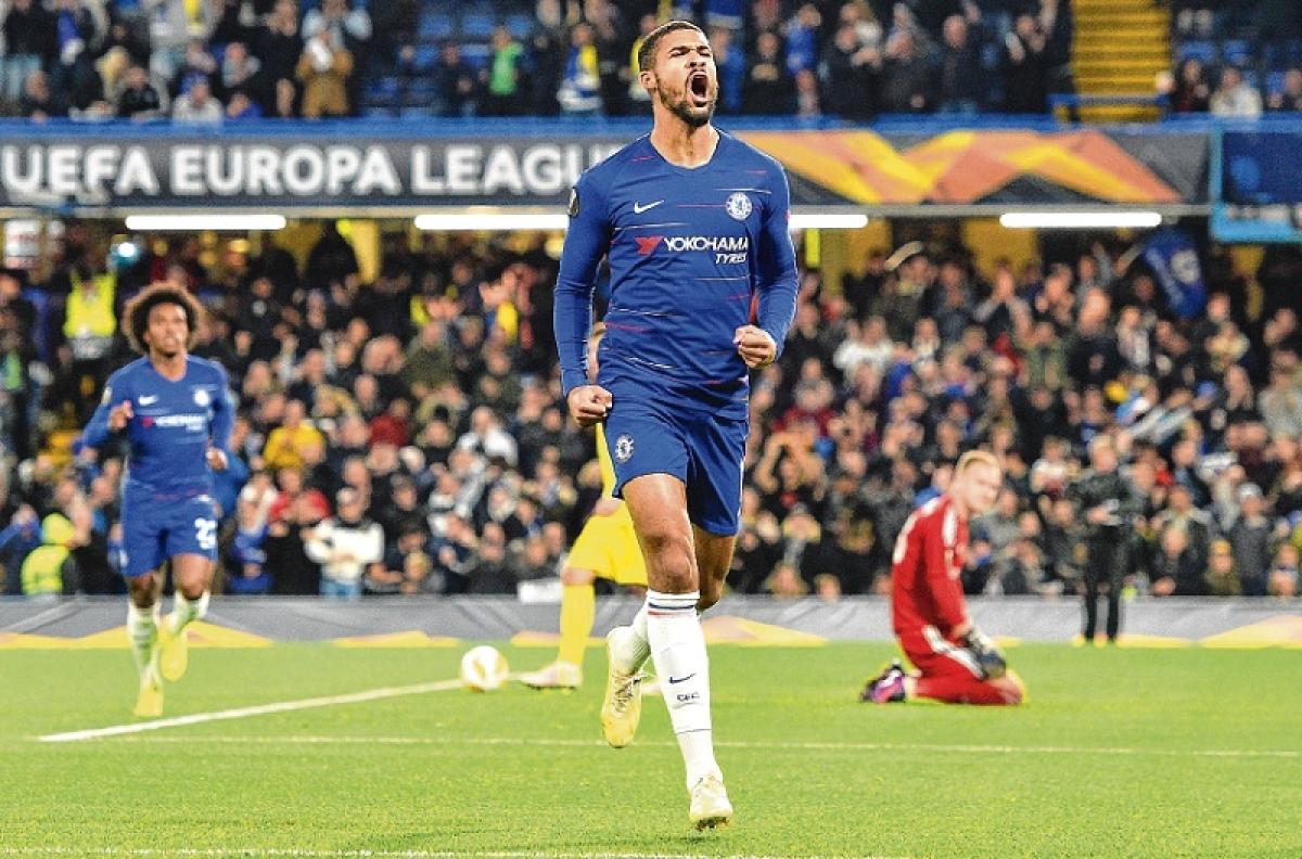 Ruben stars in Chelsea's win