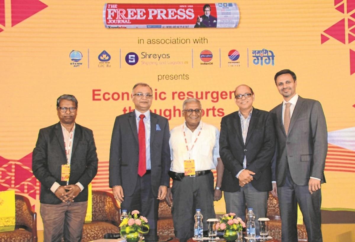 India's coastline conference: Debating economic resurgence through ports