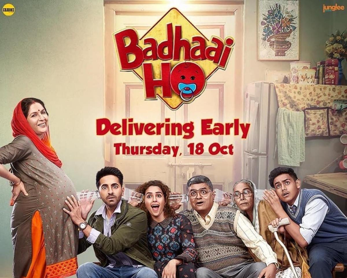 'Badhaai Ho' Movie Review: Ayushmann Khurrana starrer refreshingly honest and entertaining