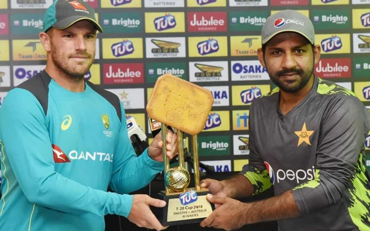 Pakistan vs Australia: Check out these 10 trophies which can easily give competition to 'Biscuit Trophy'