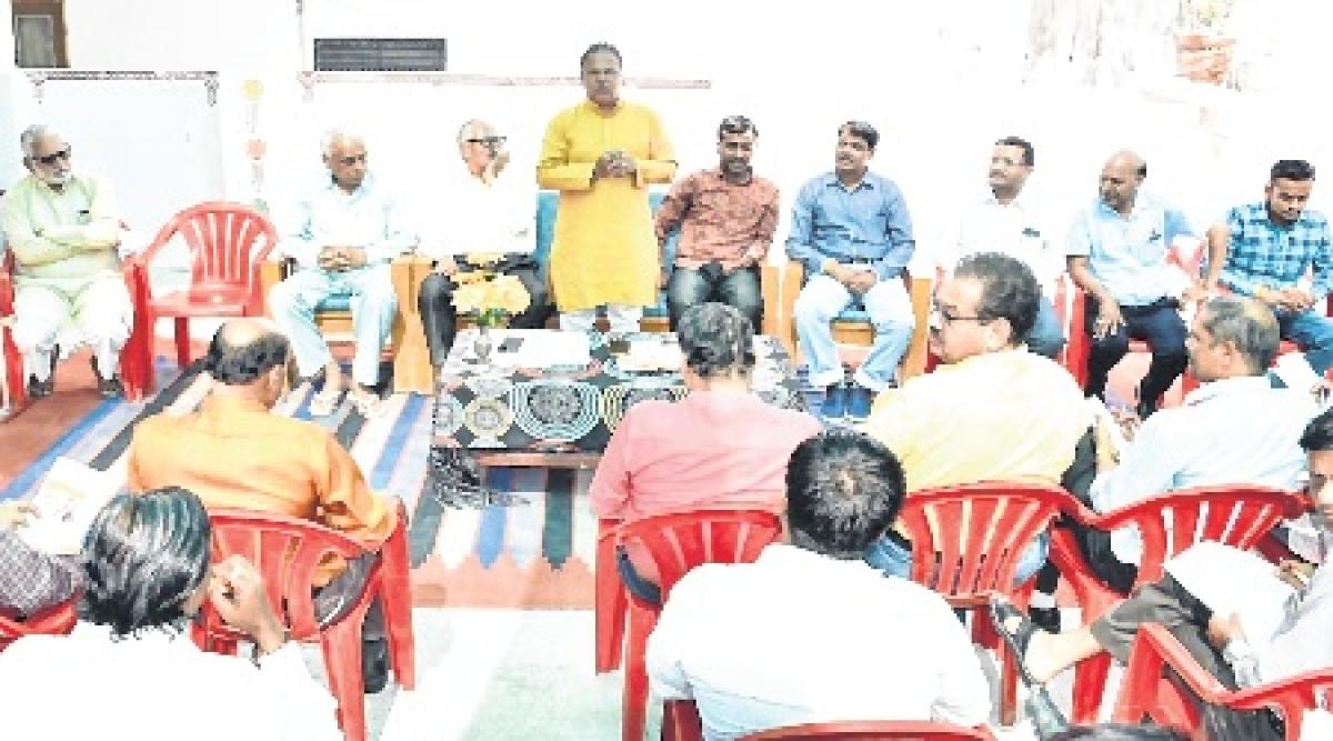 Ujjain: Roadshow on November 1 against  reservation, SC/ST Act