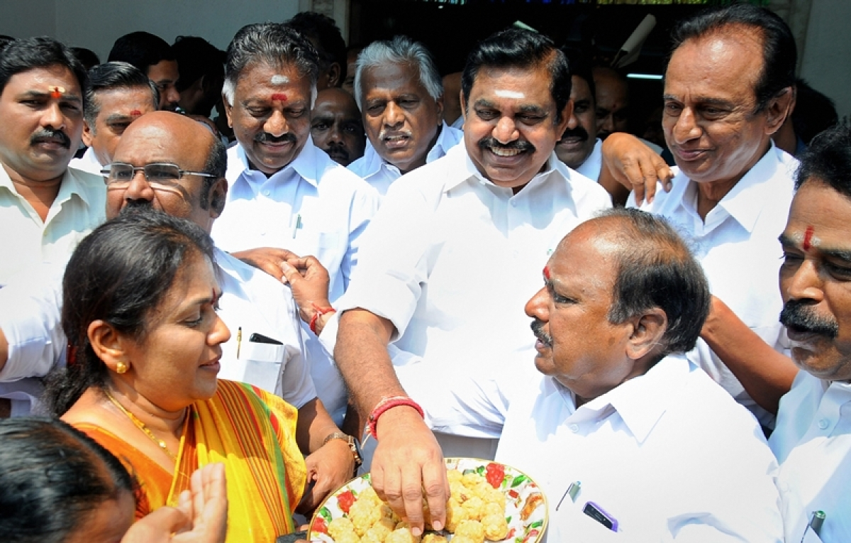 Disqualified AIADMK MLAs asked to vacate hostel rooms, pay rental dues