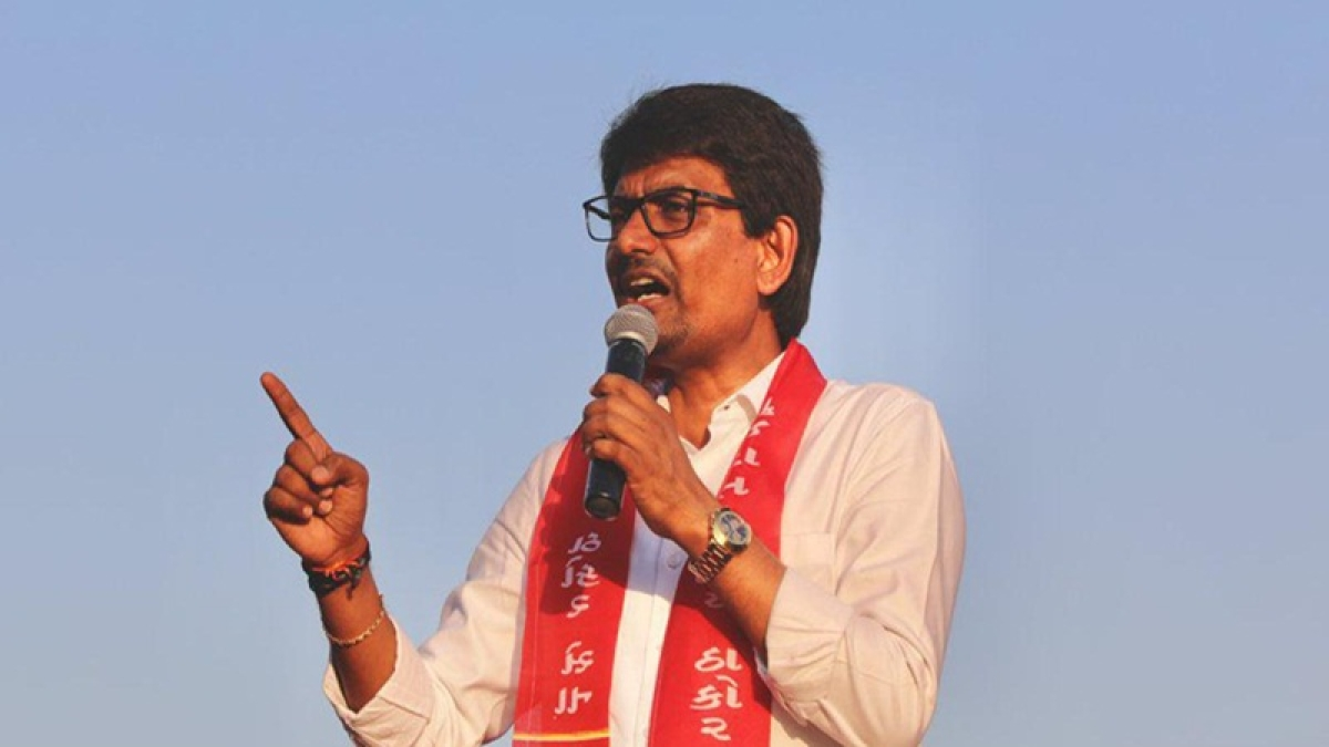 Gujarat: Days before Lok Sabha elections, OBC leader and MLA Alpesh Thakor quits Congress