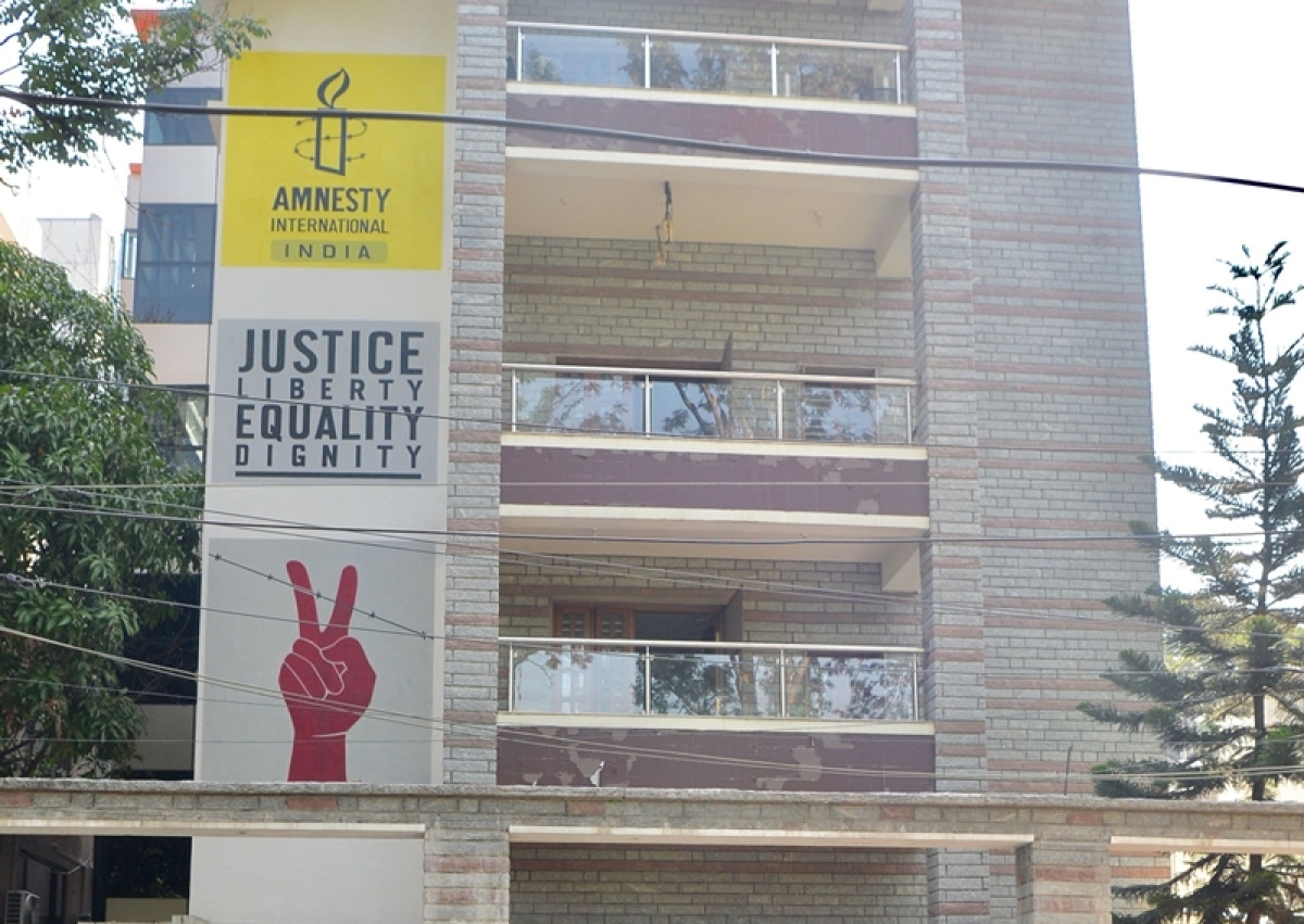 Government treating human rights organisations like criminal enterprises: Amnesty