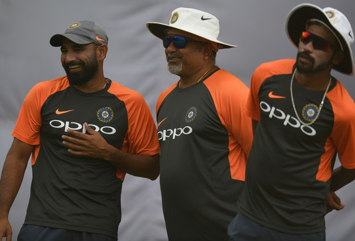 Have very good fast bowling quartet and 'exciting' bench strength, says India bowling coach Bharat Arun