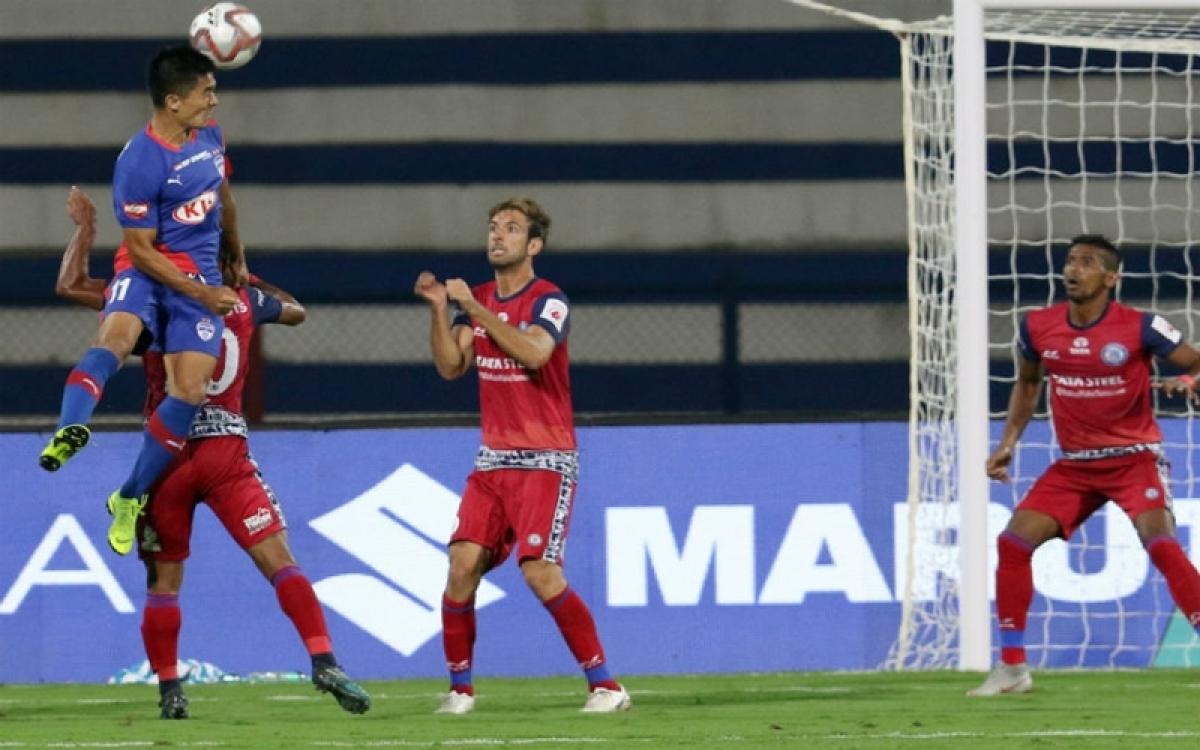 ISL 2018-19: Bengaluru FC play 2-2 draw vs Jamshedpur FC