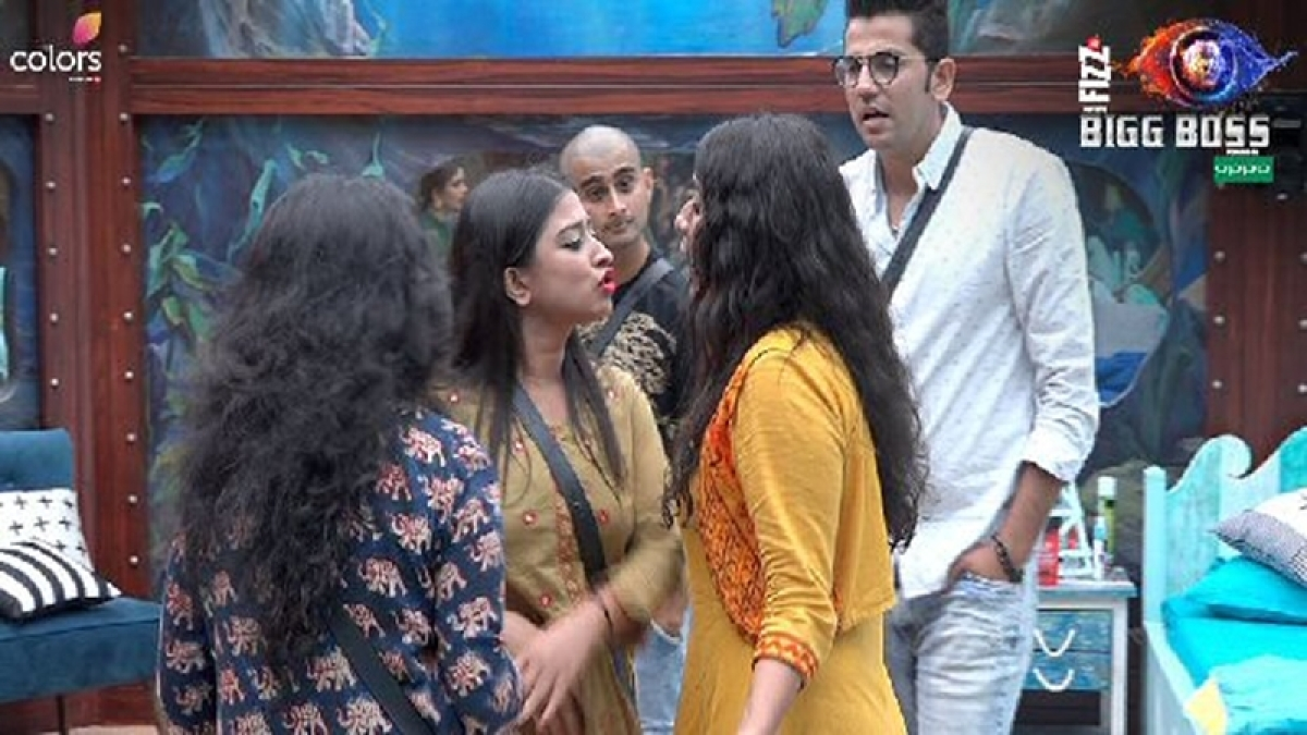 Bigg Boss 12 Day 18: Surbhi Rana's abuses and dramas create trouble in the house