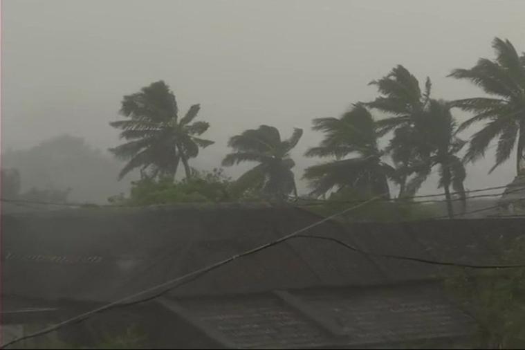 Cyclone 'Phethai' makes landfall, normal life hit in coastal