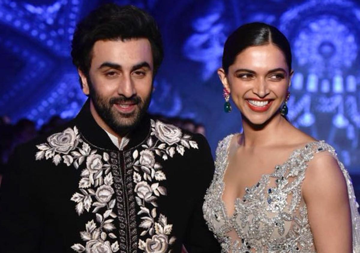 Deepika Padukone- Ranbir Kapoor to star in Luv Ranjan's next?