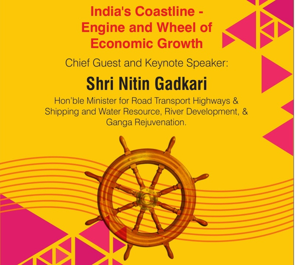 FPJ Event! India's Coastline — Engine and Wheel of Economic Growth; all you need to know about the speakers