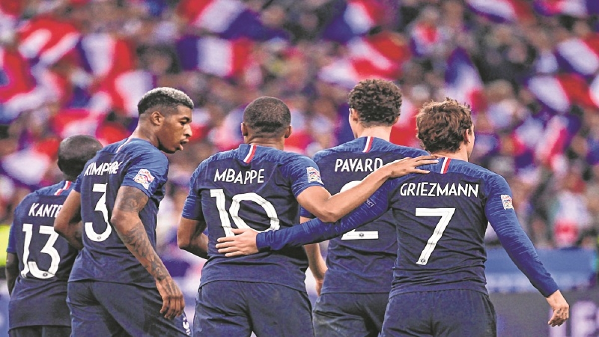 Germany's woes continue with 1-2 loss to France