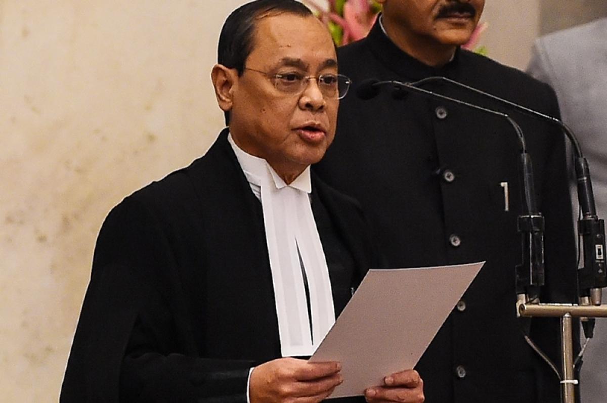 CJI recuses from hearing plea challenging interim CBI chief M Nageswara Rao's appointment