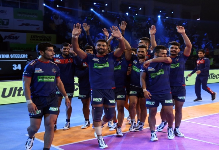 PKL 2018: Haryana Steelers vs Dabang Delhi LIVE streaming! When and where to watch in India, FPJ's dream 11 tips