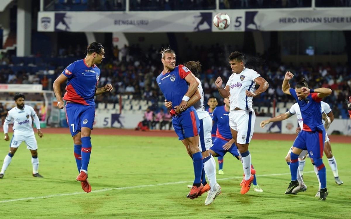 ISL 2018-19: Bengaluru make fine start with 1-0 win over Chennaiyin FC