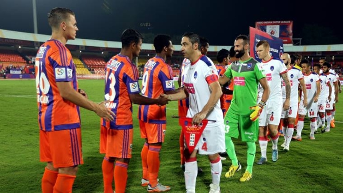 ISL 2018-19: FC Pune City manage 1-1 draw against Delhi Dynamos in hard-fought match